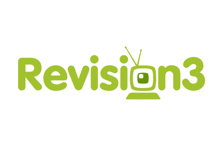 Revision 3 Logo