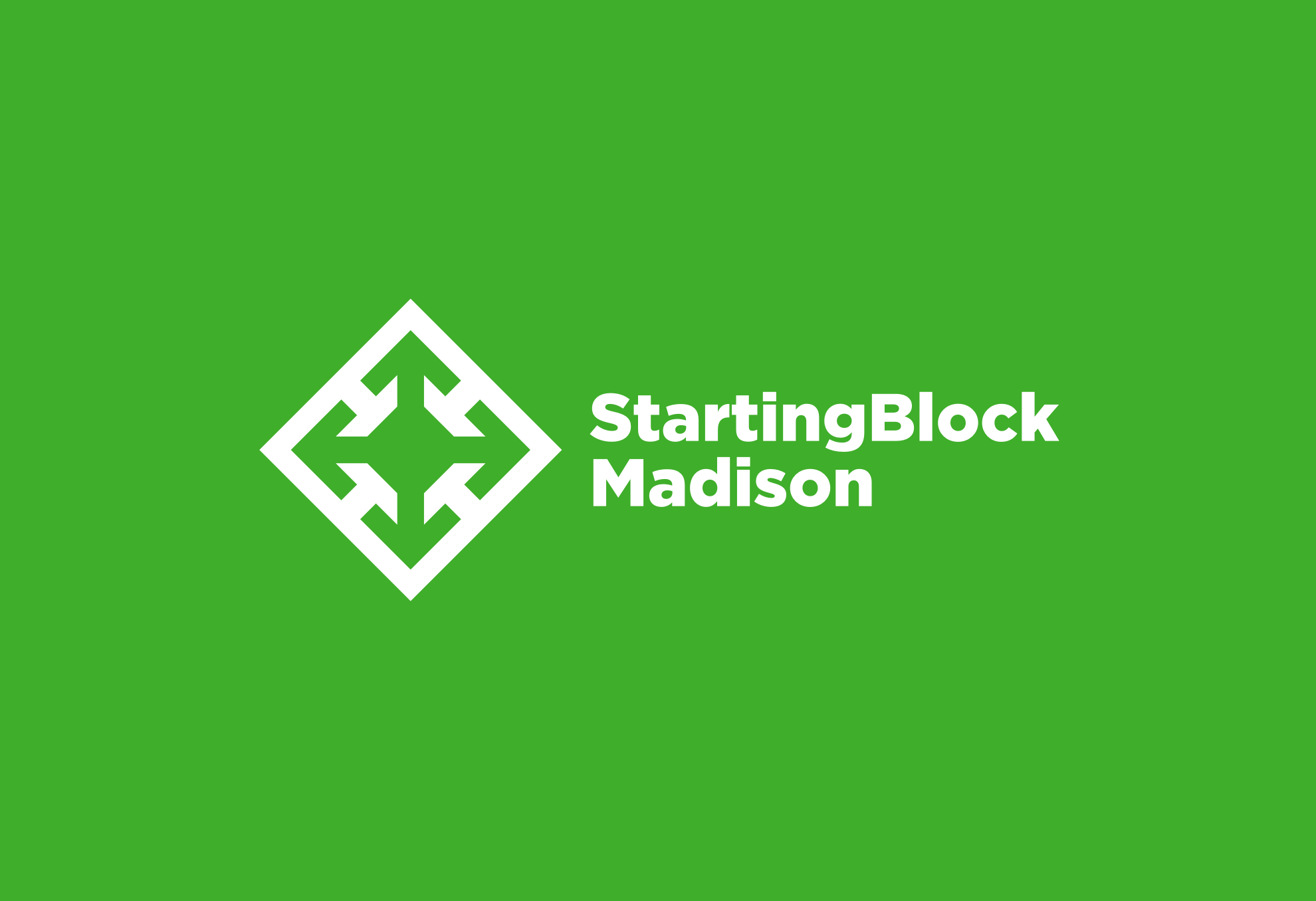 StartingBlock Madison Identity Design