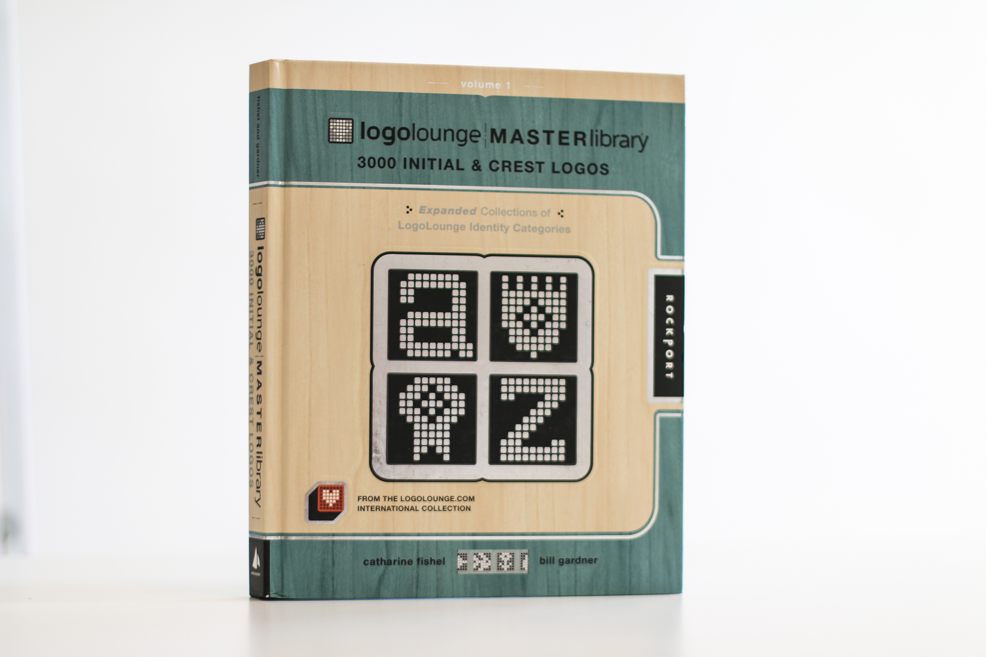 LogoLounge Master Library Series