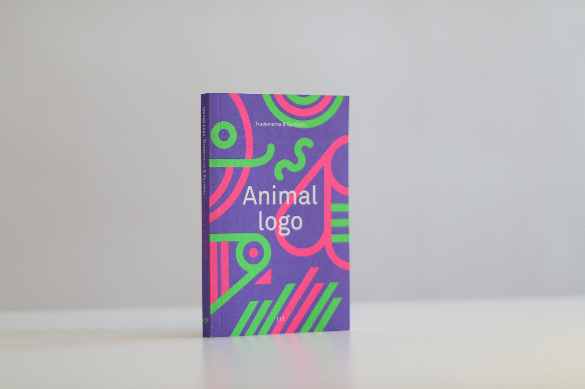Animal logo by Counter-Print.co.uk