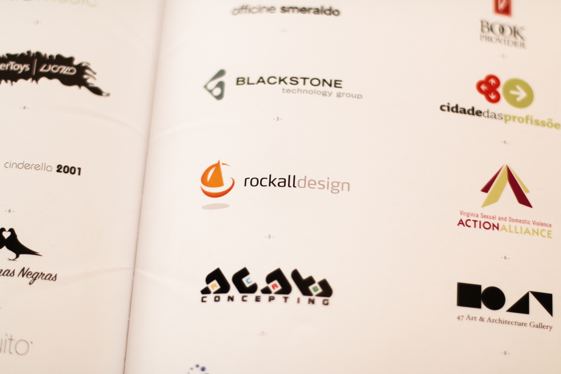 Logology, The wonderland of logo design