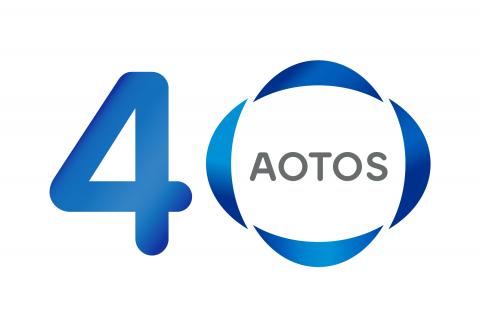 40 Years of AOTOS Identity