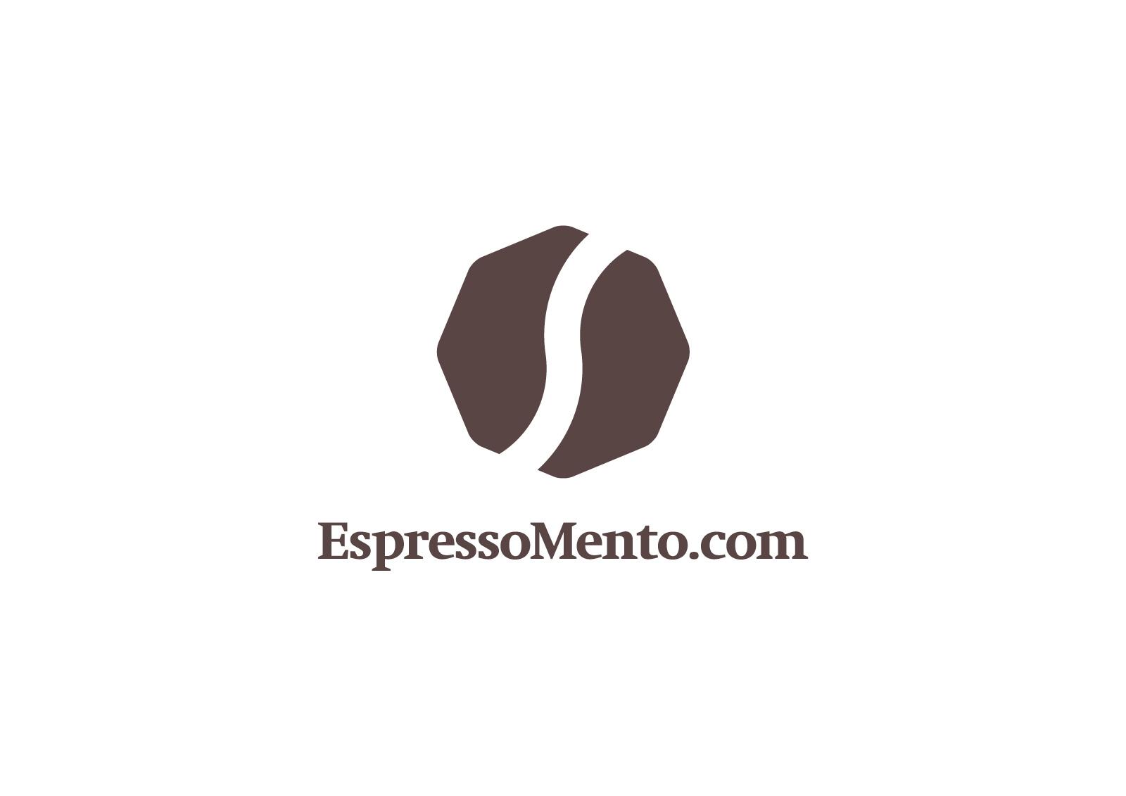 EspressoMento.com Logo & Visual Identity Design