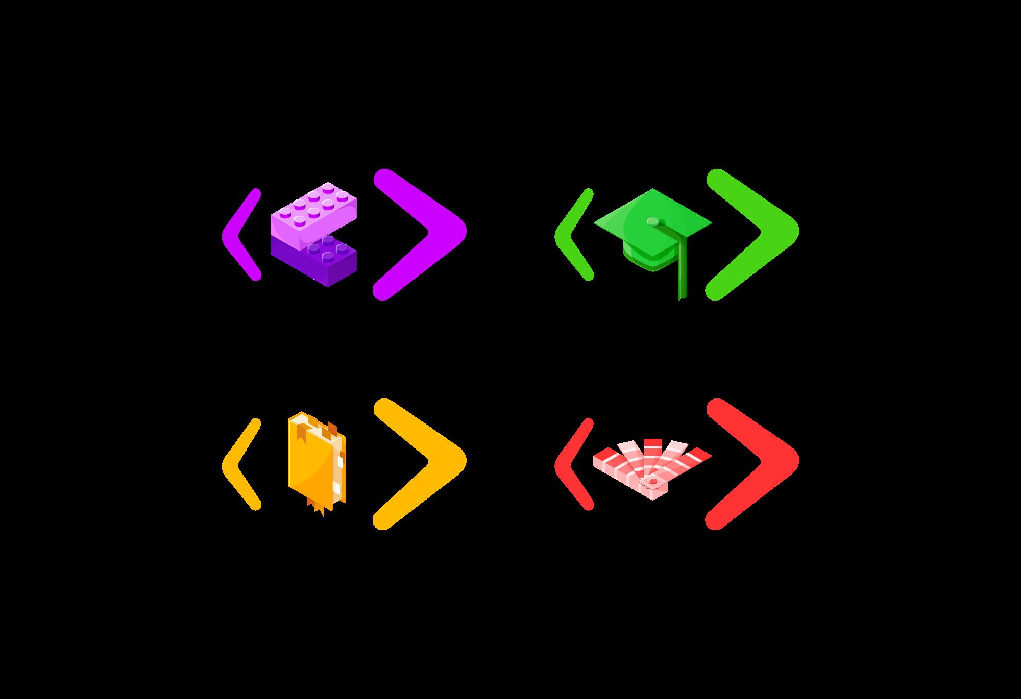 HTML Dog Icons